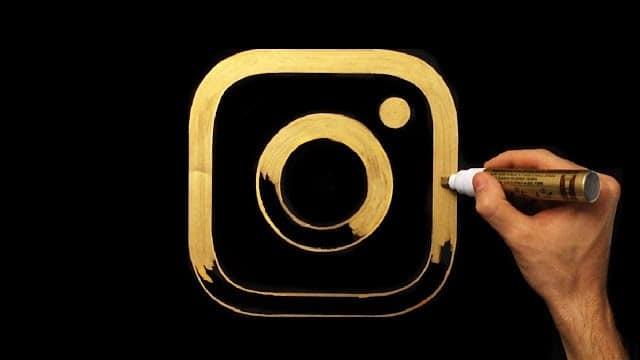 Altın Instagram