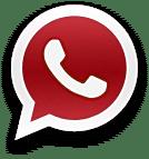 Kırmızı WhatsApp Plus